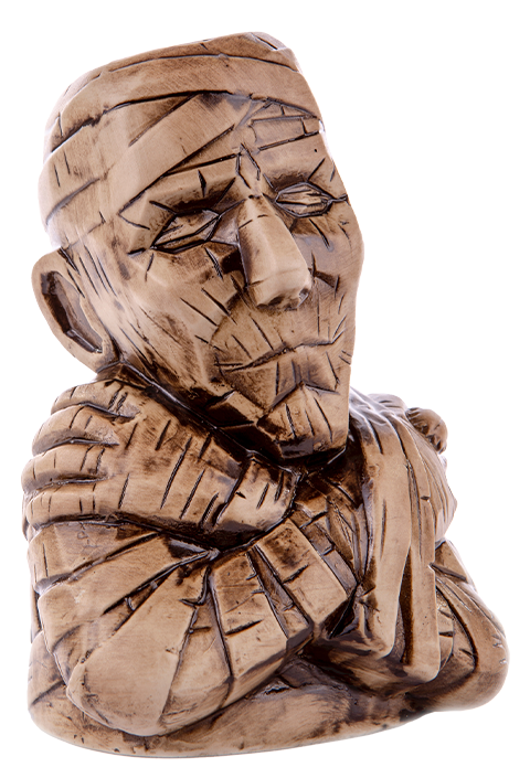 Mondo The Mummy Tiki Mug