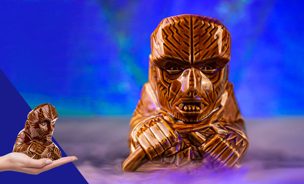 Gallery Feature Image of The Wolfman Tiki Mug - Click to open image gallery