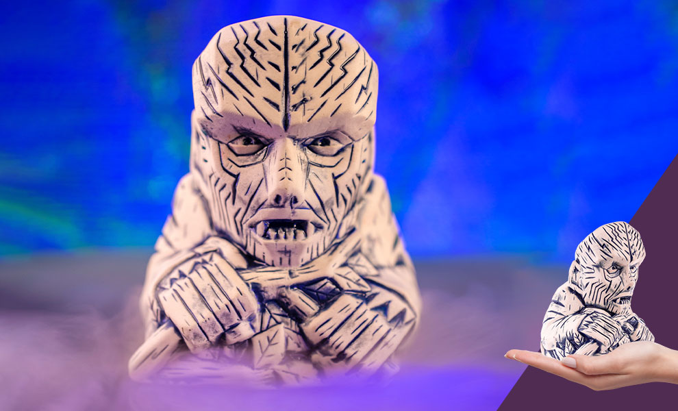 Gallery Feature Image of The Wolfman (Full Moon Variant) Tiki Mug - Click to open image gallery