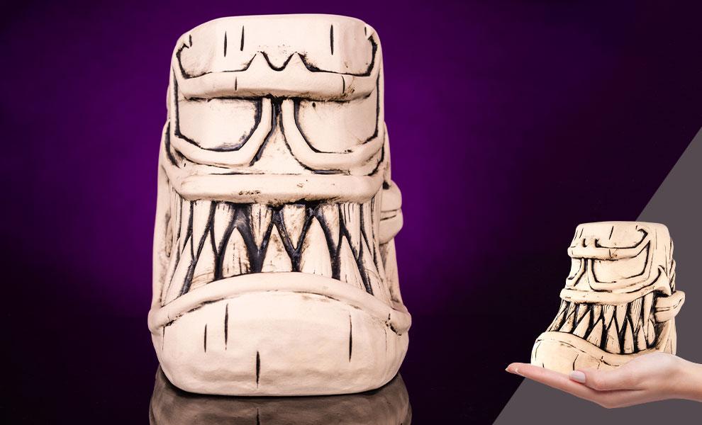Gallery Feature Image of Venom (Bone Wipe Variant) Tiki Mug - Click to open image gallery