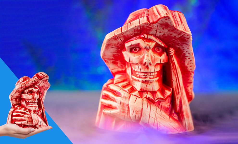 Gallery Feature Image of The Phantom of the Opera Tiki Mug - Click to open image gallery
