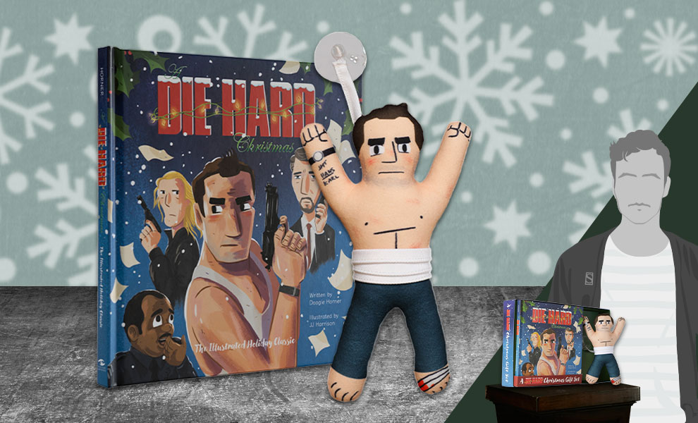 Gallery Feature Image of A Die Hard Christmas Box Set - Click to open image gallery