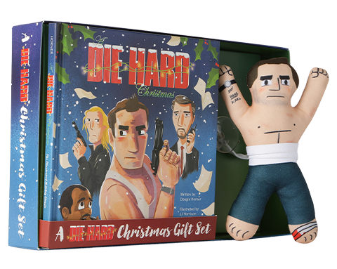Insight Editions A Die Hard Christmas Box Set