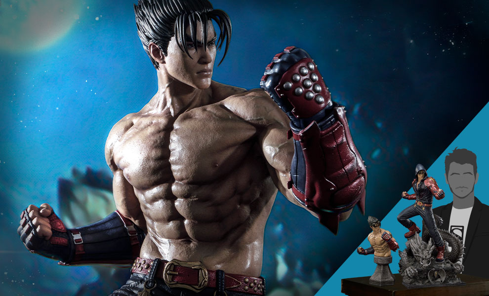 Gallery Feature Image of Jin Kazama (Ultimate Version) Statue - Click to open image gallery
