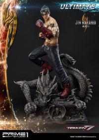 Gallery Image of Jin Kazama (Ultimate Version) Statue