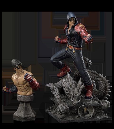 Prime 1 Studio Jin Kazama (Ultimate Version) Statue