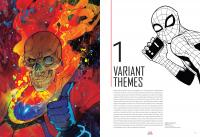 Gallery Image of Marvel Comics: The Variant Covers Book