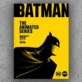 Batman: The Animated Series: The Phantom City Creative Book