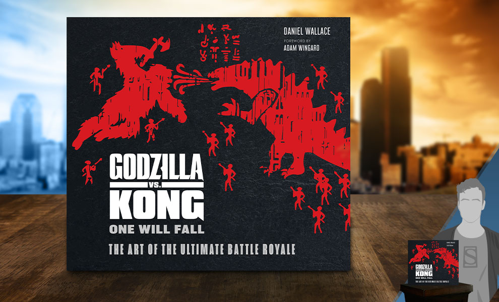 Gallery Feature Image of Godzilla vs Kong: One Will Fall: The Art of the Ultimate Battle Royal Book - Click to open image gallery