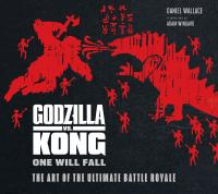 Gallery Image of Godzilla vs Kong: One Will Fall: The Art of the Ultimate Battle Royal Book