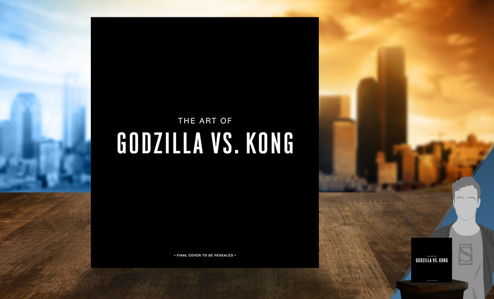 The Art Of Godzilla Vs Kong Hardcover Book By Insight Editions Sideshow Collectibles