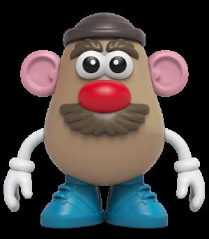 4D XXRAY Mr. Potato Head Collectible Figure