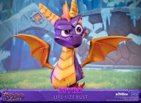 Gallery Image of Spyro Life-Size Bust