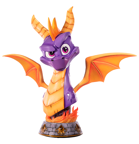 First 4 Figures Spyro Life-Size Bust
