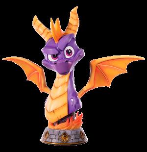 Spyro Life-Size Bust