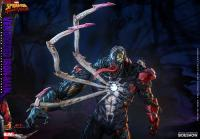 Gallery Image of Venomized Iron Man Sixth Scale Figure
