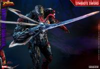 Gallery Image of Venomized Iron Man (Special Edition) Sixth Scale Figure