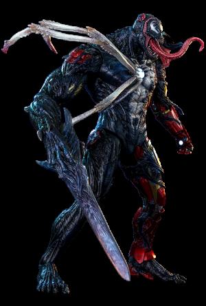 Venomized Iron Man (Special Edition) Sixth Scale Figure
