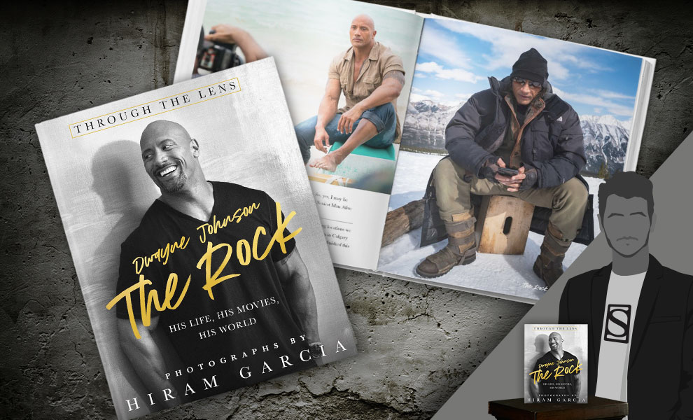 Gallery Feature Image of The Rock: Through the Lens Book - Click to open image gallery