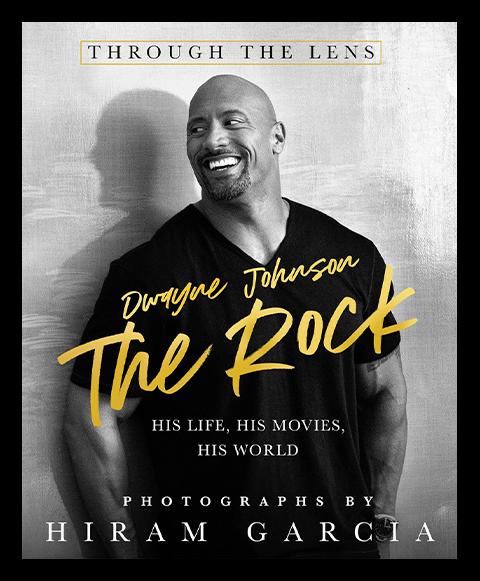 St. Martin's Press The Rock: Through the Lens Book
