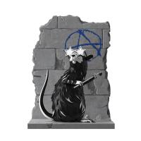 Gallery Image of Anarchy Rat Polystone Statue