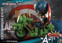 Gallery Image of Captain America Collectible Figure