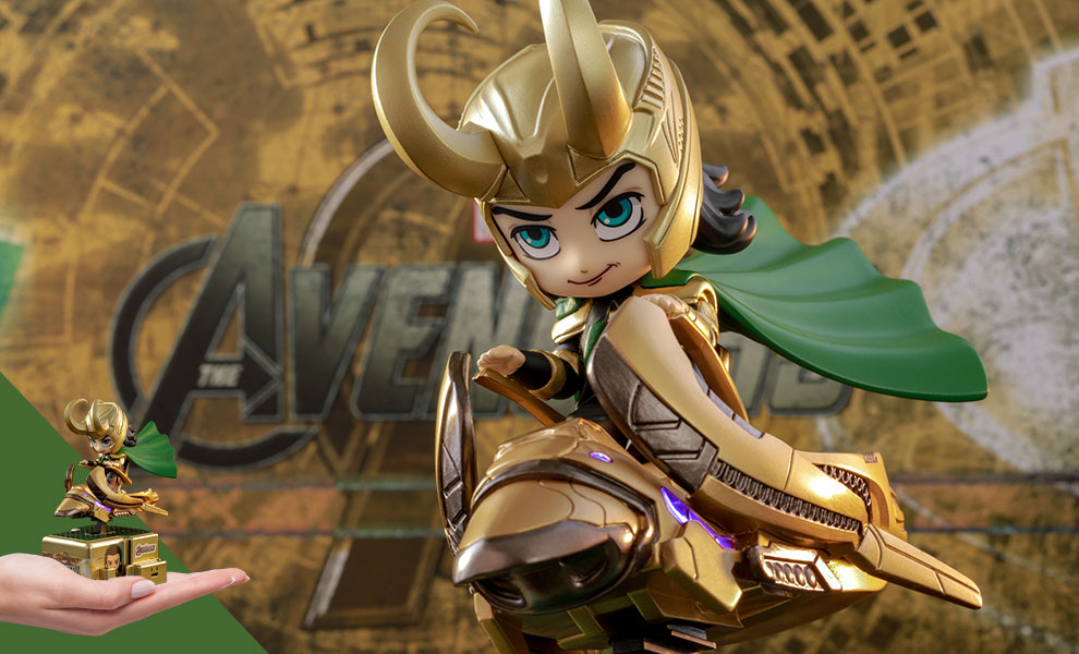 Gallery Feature Image of Loki Collectible Figure - Click to open image gallery