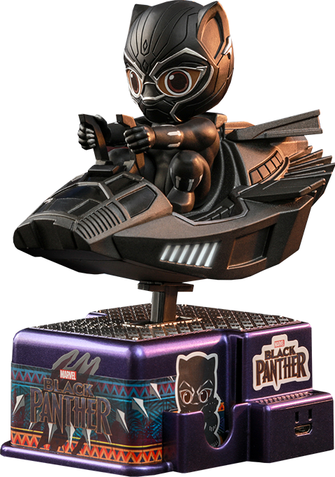 Hot Toys Black Panther Collectible Figure