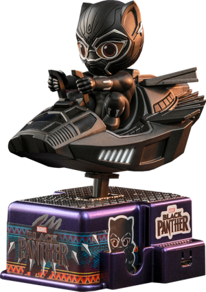 Black Panther Collectible Figure