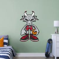 Gallery Image of Top 3 The Goat Decal