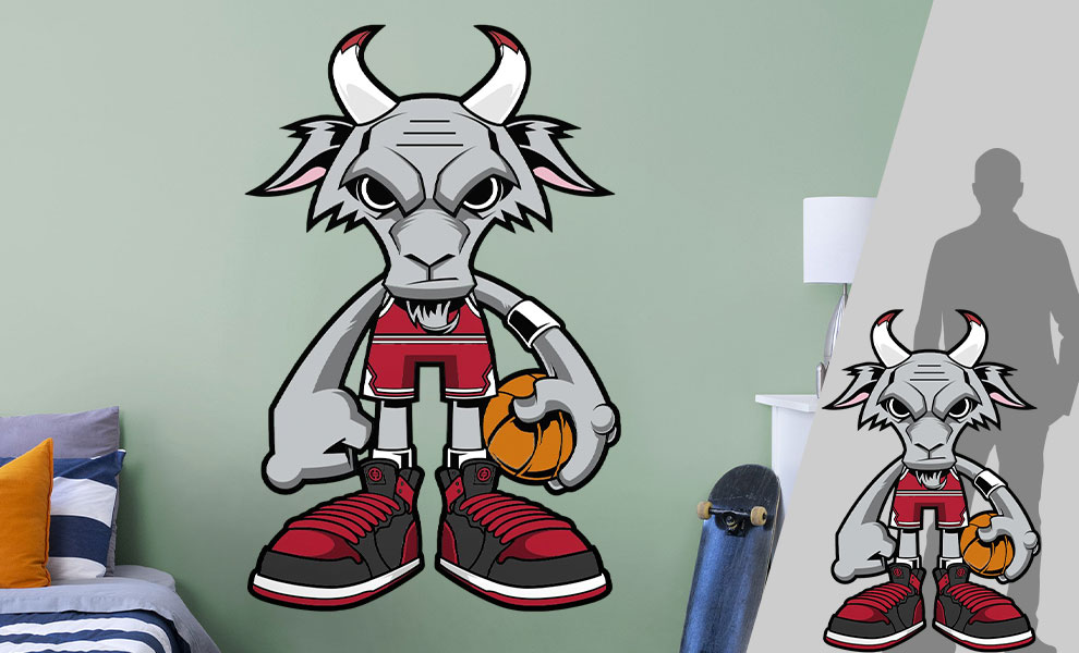 Gallery Feature Image of Top 3 The Goat Decal - Click to open image gallery