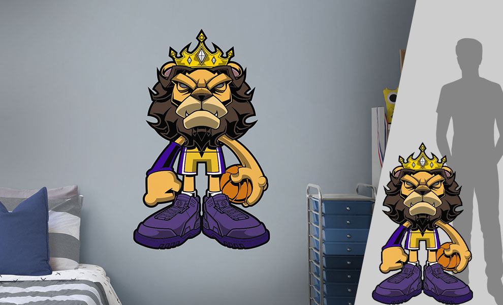 Gallery Feature Image of Top 3 The King Decal - Click to open image gallery