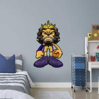 Gallery Image of Top 3 The King Decal