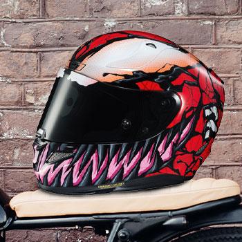 Carnage HJC RPHA 11 Pro Helmet