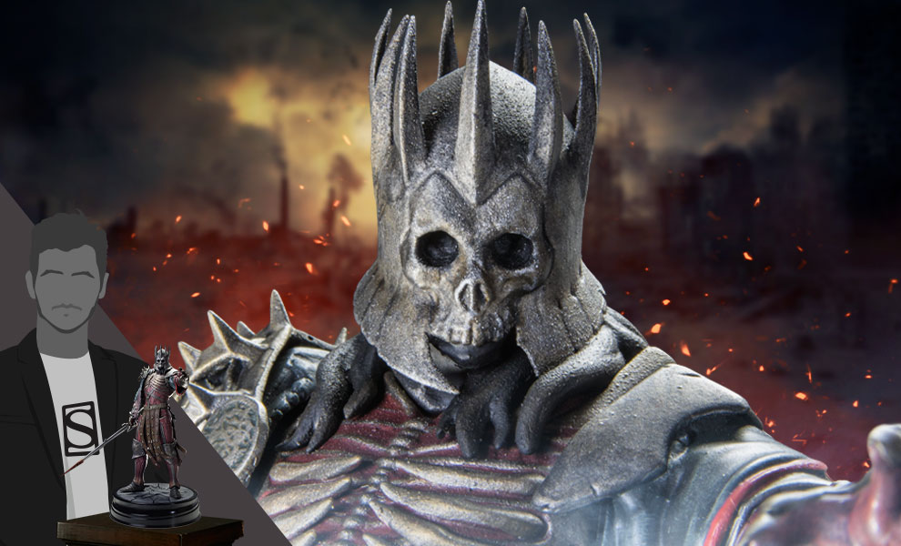 Gallery Feature Image of King Eredin Figure - Click to open image gallery