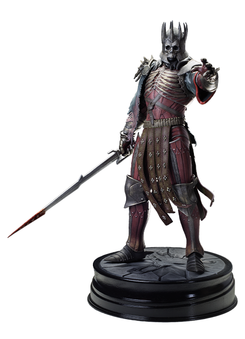 Dark Horse Comics King Eredin Figure