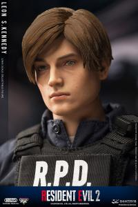 Gallery Image of Leon S. Kennedy Sixth Scale Figure