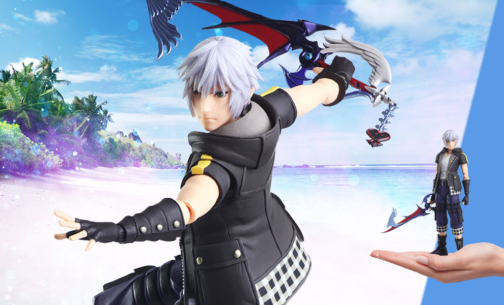Gallery Feature Image of Riku Ver. 2 Action Figure - Click to open image gallery