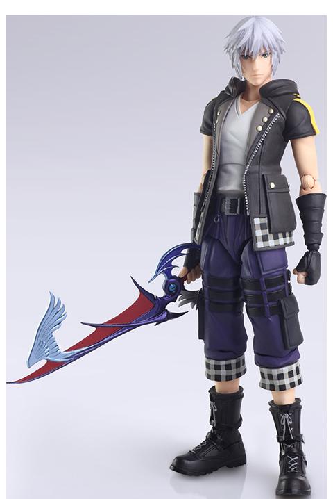 Square Enix Riku Ver. 2 Action Figure