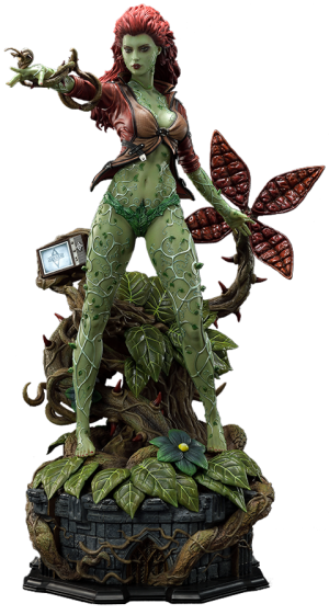 Poison Ivy 1:3 Scale Statue