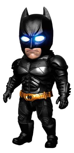 The Dark Knight Batman (Deluxe Version) Action Figure