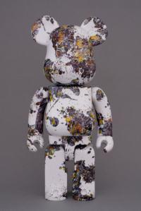 Gallery Image of Be@rbrick Jackson Pollock Studio (Splash) 1000% Bearbrick