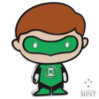 Gallery Image of Green Lantern 1oz Silver Coin Silver Collectible