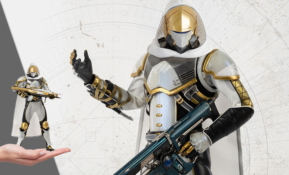 Gallery Feature Image of Hunter Sovereign (Calus's Selected Shader) Sixth Scale Figure - Click to open image gallery
