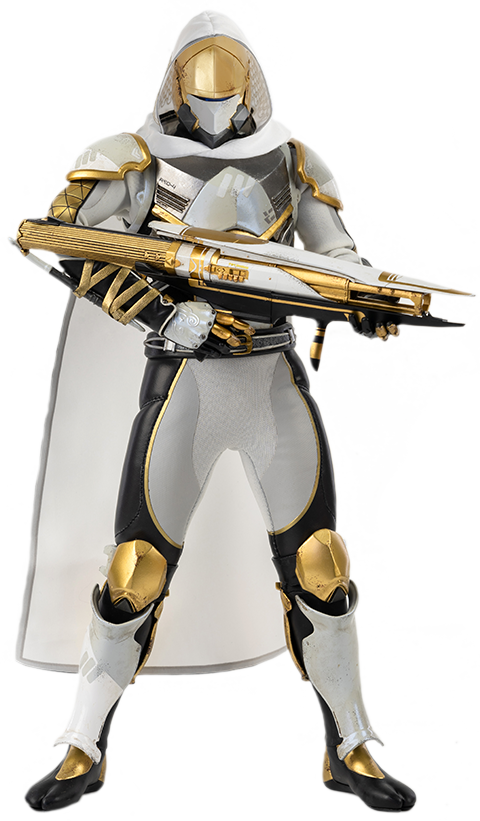 Threezero Hunter Sovereign (Calus's Selected Shader) Sixth Scale Figure