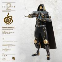 Gallery Image of Hunter Sovereign (Golden Trace Shader) Sixth Scale Figure