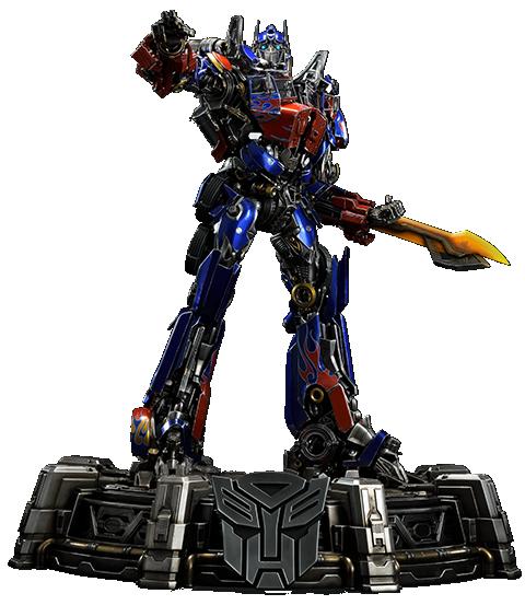 Prime 1 Studio Optimus Prime Statue