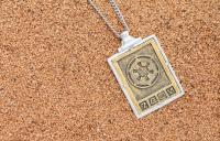 Gallery Image of Imperial Credit Necklace (Yellow Gold) Jewelry