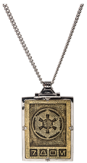 Imperial Credit Necklace (Yellow Gold) Jewelry