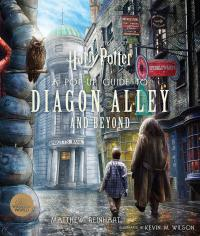Gallery Image of Harry Potter: A Pop-Up Guide to Diagon Alley and Beyond Book